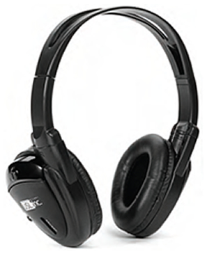 Image of Audio Description Headset (AD)