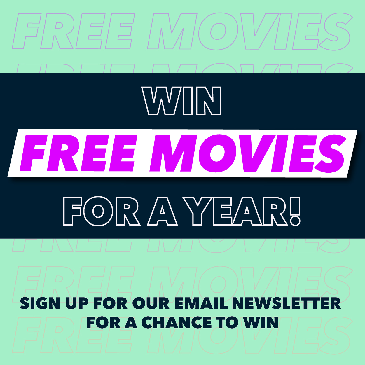 FreeMovies Sweepstakes
