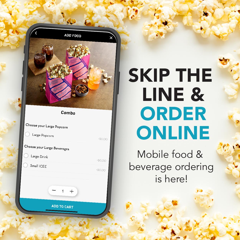 App F&B Ordering - CONS