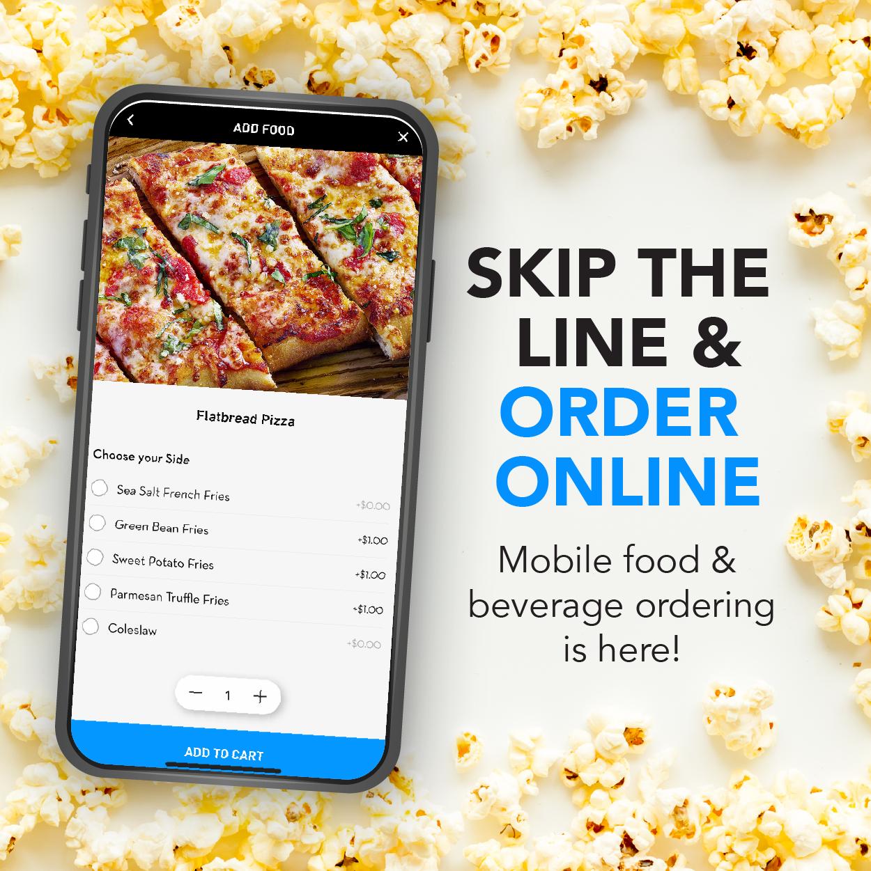 App F&B Ordering - RDG