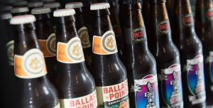 CRAFT BEVERAGES, an item offered on the food and drink menu