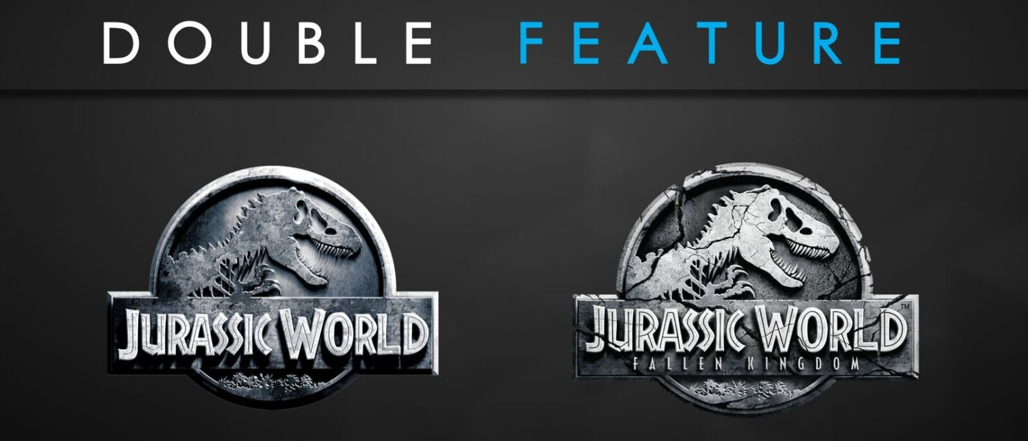 "Movie poster image for ""JURASSIC WORLD DOUBLE FEATURE"""