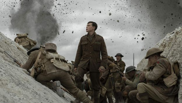 Movie poster image for 1917 in IMAX