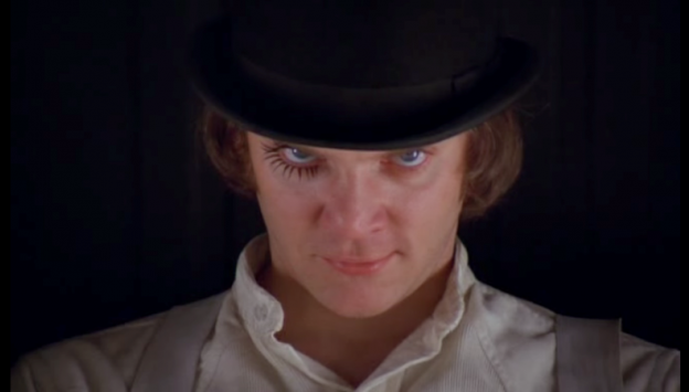"Movie poster image for ""A CLOCKWORK ORANGE"""