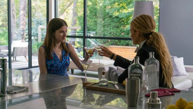 "Movie poster image for ""A SIMPLE FAVOR"""