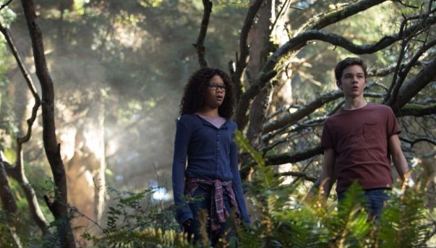 "Movie poster image for ""A WRINKLE IN TIME"""