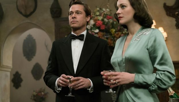 "Movie poster image for ""ALLIED"""