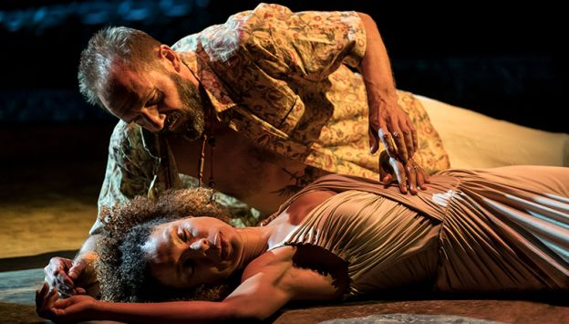 Movie poster image for NATIONAL THEATRE LIVE - ANTONY & CLEOPATRA