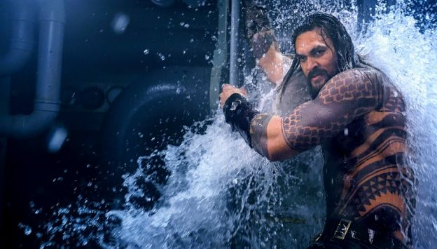 """Movie poster image for """"AQUAMAN in IMAX"""""""