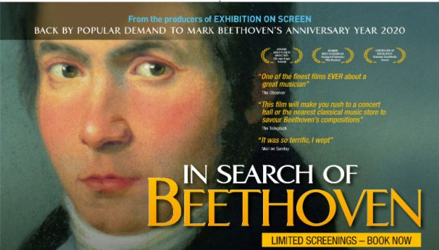 Movie poster image for IN SEARCH OF BEETHOVEN
