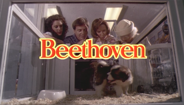 "Movie poster image for ""BEETHOVEN"""