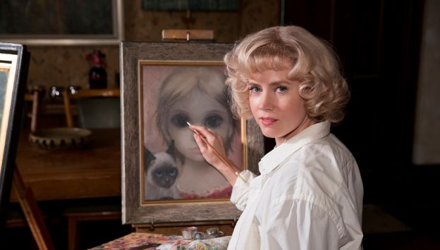 """Movie poster image for """"BIG EYES"""""""