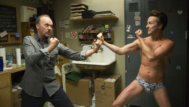 Movie poster image for BIRDMAN