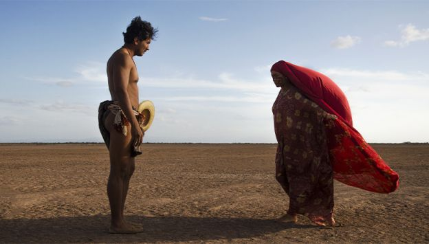 "Movie poster image for ""BIRDS OF PASSAGE"""