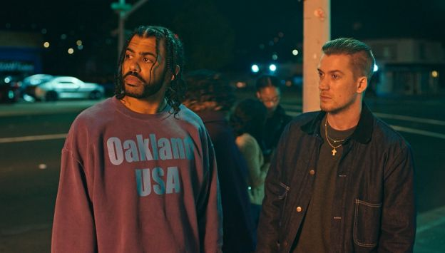 "Movie poster image for ""BLINDSPOTTING"""