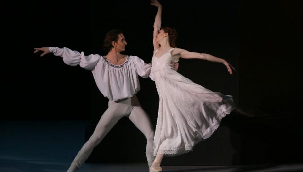 Movie poster image for BOLSHOI BALLET: ROMEO & JULIET