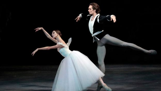 "Movie poster image for ""BOLSHOI BALLET: GISELLE"""