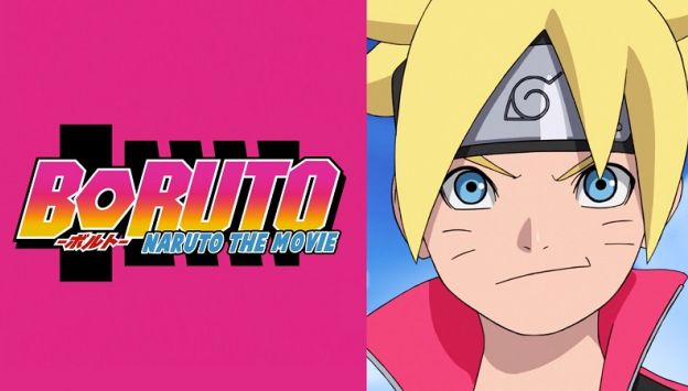 "Movie poster image for ""BORUTO: NARUTO THE MOVIE"""