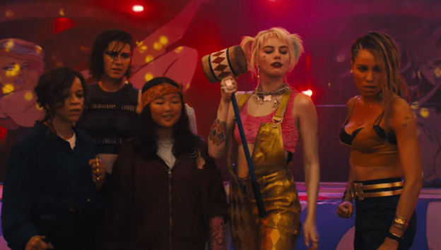 """Movie poster image for """"HARLEY QUINN: BIRDS OF PREY in IMAX"""""""
