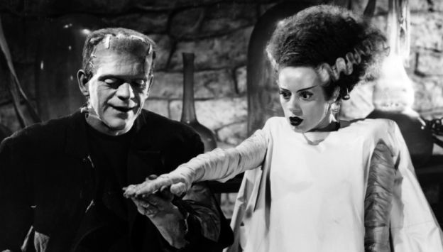 "Movie poster image for ""THE BRIDE OF FRANKENSTEIN in 35MM"""
