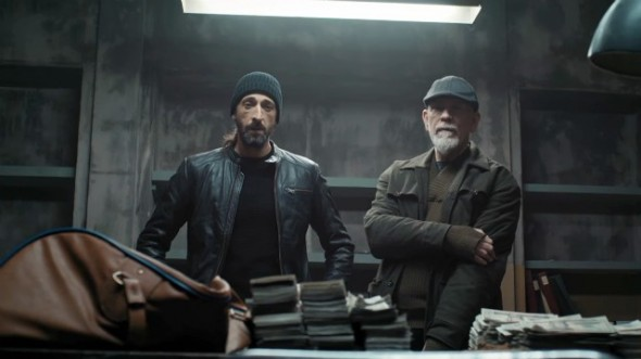 """Movie poster image for """"BULLET HEAD"""""""
