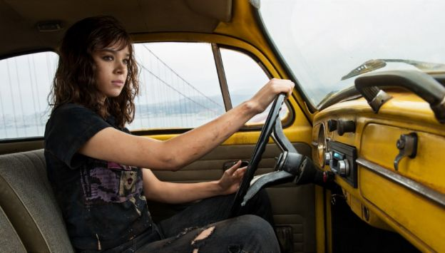 "Movie poster image for ""BUMBLEBEE"""