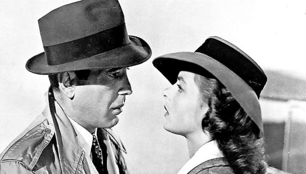 "Movie poster image for ""CASABLANCA"""