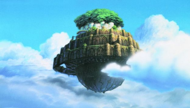 Movie poster image for CASTLE IN THE SKY - Studio Ghibli Festival