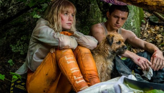 Movie poster image for CHAOS WALKING