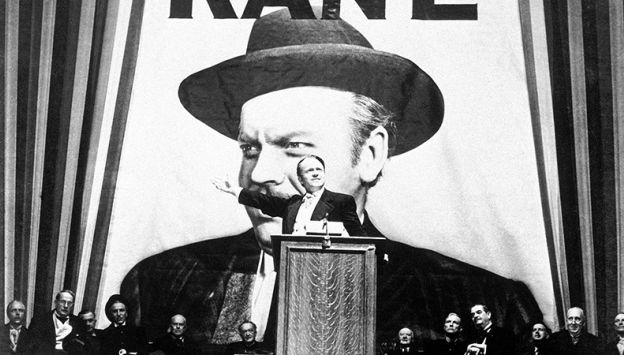 Movie poster image for CITIZEN KANE in 35MM
