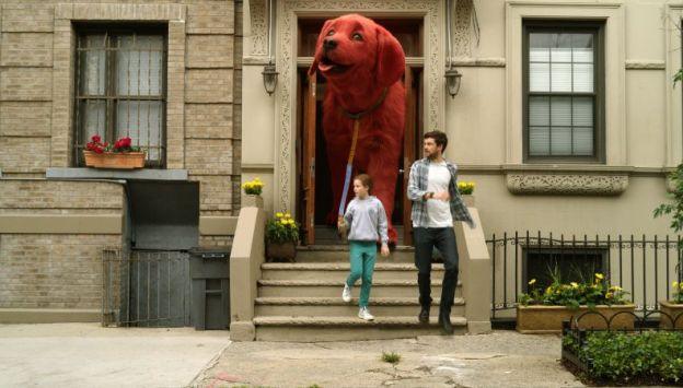 Movie poster image for CLIFFORD THE BIG RED DOG