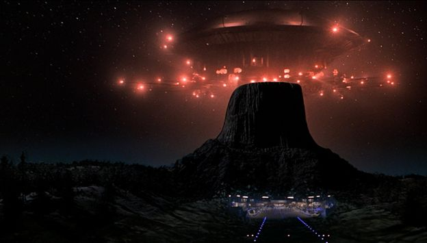 Movie poster image for CLOSE ENCOUNTERS OF THE THIRD KIND in 35MM