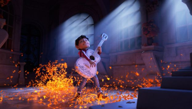 """Movie poster image for """"COCO"""""""