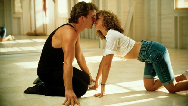 Movie poster image for DIRTY DANCING