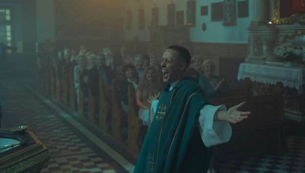 "Movie poster image for ""CORPUS CHRISTI"""