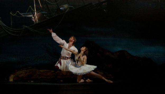 "Movie poster image for ""BOLSHOI BALLET: LE CORSAIRE"""