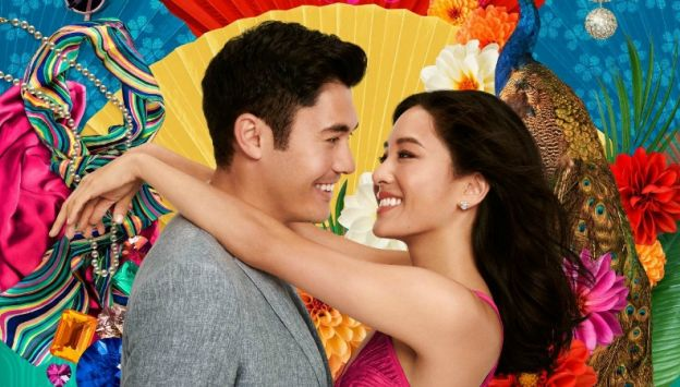 "Movie poster image for ""CRAZY RICH ASIANS"""