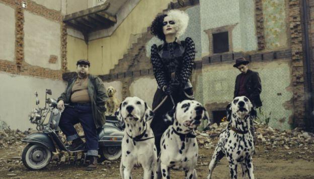 Movie poster image for CRUELLA