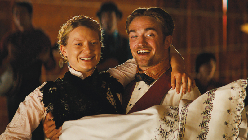 """Movie poster image for """"DAMSEL"""""""