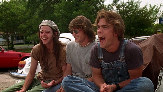 "Movie poster image for ""DAZED AND CONFUSED"""
