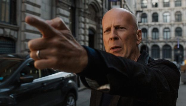 "Movie poster image for ""DEATH WISH"""