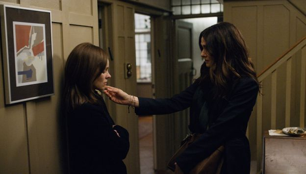 "Movie poster image for ""DISOBEDIENCE"""