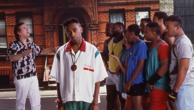 "Movie poster image for ""DO THE RIGHT THING"""