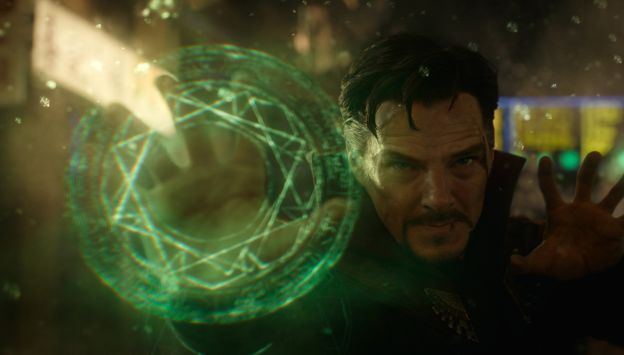 "Movie poster image for ""DOCTOR STRANGE"""