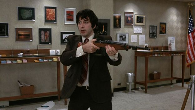 Movie poster image for DOG DAY AFTERNOON in 35MM