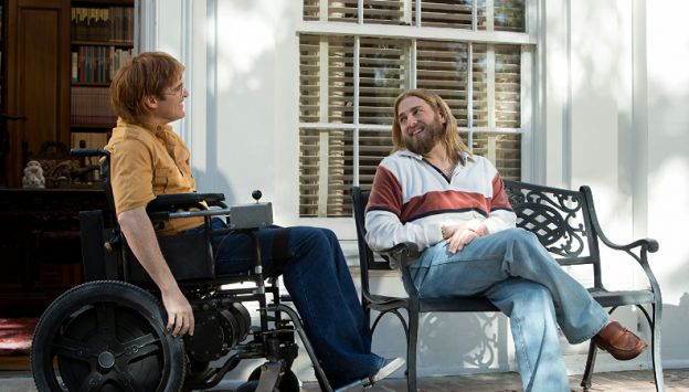Movie poster image for DON'T WORRY, HE WON'T GET FAR ON FOOT