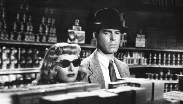 "Movie poster image for ""DOUBLE INDEMNITY"""