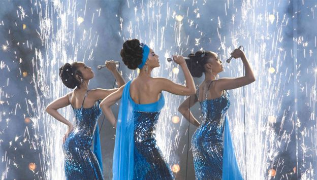 "Movie poster image for ""DREAMGIRLS"""