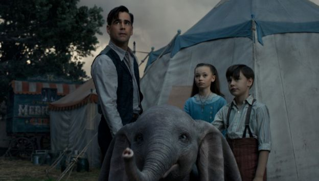 "Movie poster image for ""DUMBO in IMAX"""