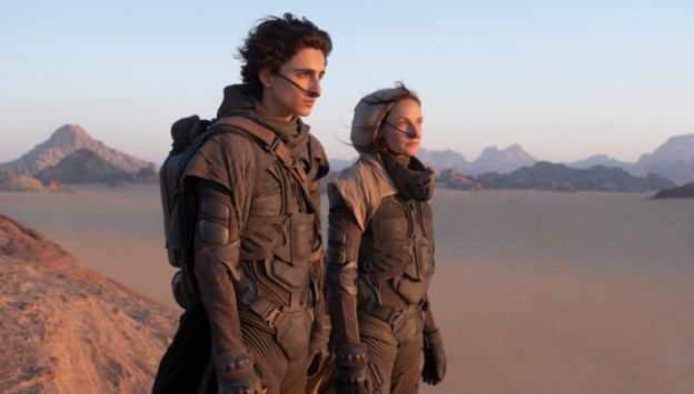 Movie poster image for DUNE in IMAX